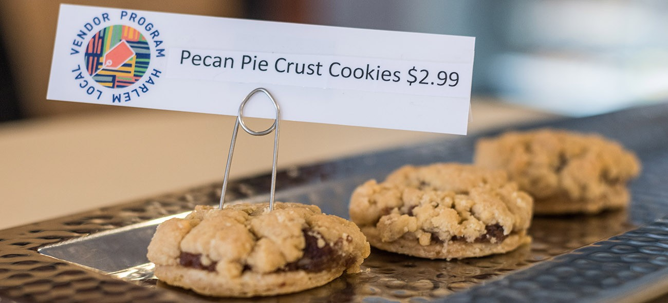 Pecan Pie Crust Cookies